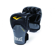 Перчатки ММА Everlast Competition Style MMA Черно-Серые
