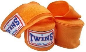 Бинты боксерские Twins оранжевые