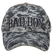 Бейсболка Bad Boy Camo 93