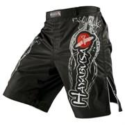 Шорты ММА Hayabusa Mizuchi Fight Shorts - спереди левым боком