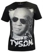 Футболка Warriors Mike Tyson