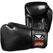 Боксерские перчатки Bad Boy натуральная кожа