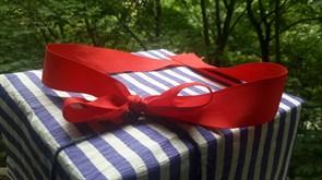 Подарочная упаковка ремня