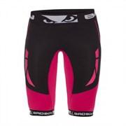 Компрессионные шорты женские Bad Boy Ladies Sphere Shorts - Pink&