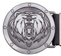 Кожаный ремень Holyrus Медведь