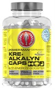 Креатин PowerMan® Kre-Alkalyn-Caps