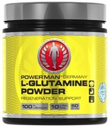L- глютамин PowerMan® L-Glutamine Powder