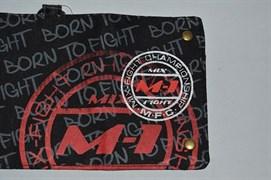 Кошелек Born to Fight, черный - крупно