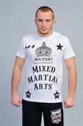 Футболка М-1 Mixed Martial Arts 1997 белая