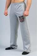 Брюки мужские спортивные M-1 Mixfight серые