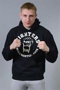 Толстовка MMA Fighters темно-серая - в стойке
