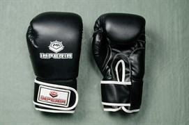 Перчатки М-1 Imperia боксерские черные