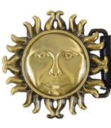 Кожаный ремень Holyrus Солнце Славян