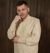 Рубаха Holyrus Сквозь Века С200 бежевая