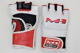 Перчатки М-1 с защитой пальца кожаные