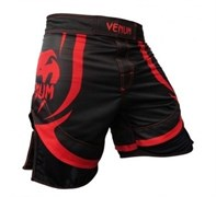 Шорты Venum Electron 2.0 Fightshorts-Red Devil - перед правым боком