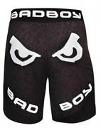 Шорты Bad Boy Legacy 2 серо-черные - вид сзади