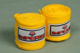 Бинты хлопковые Imperia Pro желтые