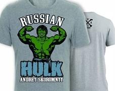 Футболка Andrey Skoromnyy Hulk