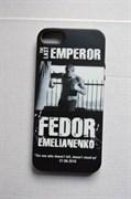 Чехол для iphone 5 М-1 Fedor - чёрный
