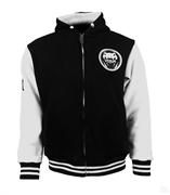 Толстовка мужская Venum All Sports черно-белая