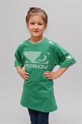 Детская футболка Bad Boy Kids Walk In Green - вид спереди
