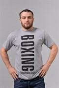 Футболка М-1 Boxing S.P.A. серая