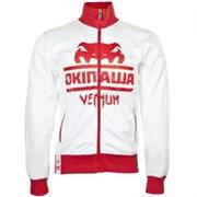 Олимпийка Venum Okinawa Polyester jacket - Ice