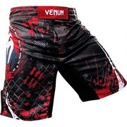 Шорты ММА Venum Korean Zombie UFC 163  - Black