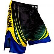 Шорты ММА Venum Lyoto Machida UFC Edition Electron 3.0  - Black