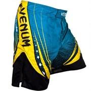Шорты ММА Venum Lyoto Machida UFC Edition Electron 3.0 - Blue