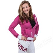 Толстовка Venum Flamengo Hoody for Women - Pink
