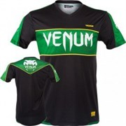 Футболка Venum Competitor Dry Fit Brazil