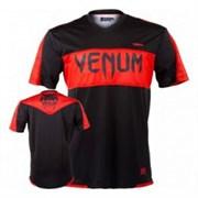Футболка Venum Competitor Dry Fit Red Devil