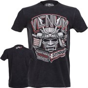 Футболка Venum Shogun Supremacy T-shirt - Black