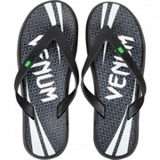 Сланцы Venum Challenger Sandals - Black