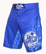 Шорты ММА Contract Killer YRS Blue Shorts