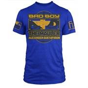 Футболка Bad Boy Alexander Gustafsson Walkout - UFC Fight Night 37 - Royal Blue Heather