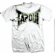 Футболка Tapout Sniper Men's T-Shirt White