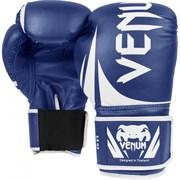 Перчатки боксерские Venum Challenger 2.0 Blue