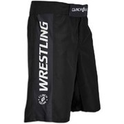Шорты ММА Clinch Gear Performance Wrestling Short- Black