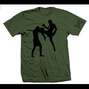 Футболка Tapout K.O. Men's T-Shirt Green