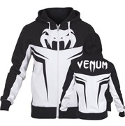 Толстовка Venum Shockwave 3.0 Ice/Black