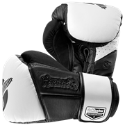 Перчатки боксерские Hayabusa Tokushu Regenesis 16oz Gloves Black / White