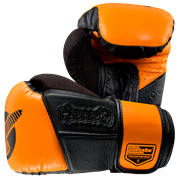 Перчатки боксерские Hayabusa Tokushu® Regenesis 14oz Gloves Black / Orange