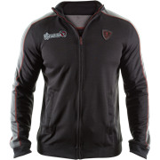 Олимпийка Hayabusa Track Jacket Black / Grey