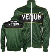 Олимпийка Venum Team Brazil Polyester Jacket Green