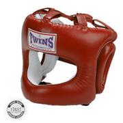 Боксерский шлем Twins, с дугой L