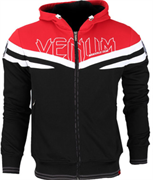Толстовка Venum Sharp Wand Hoody  - Black/Red