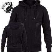 Толстовка Venum Shockwave 3 Hoody - Lite Series - All seasons Black